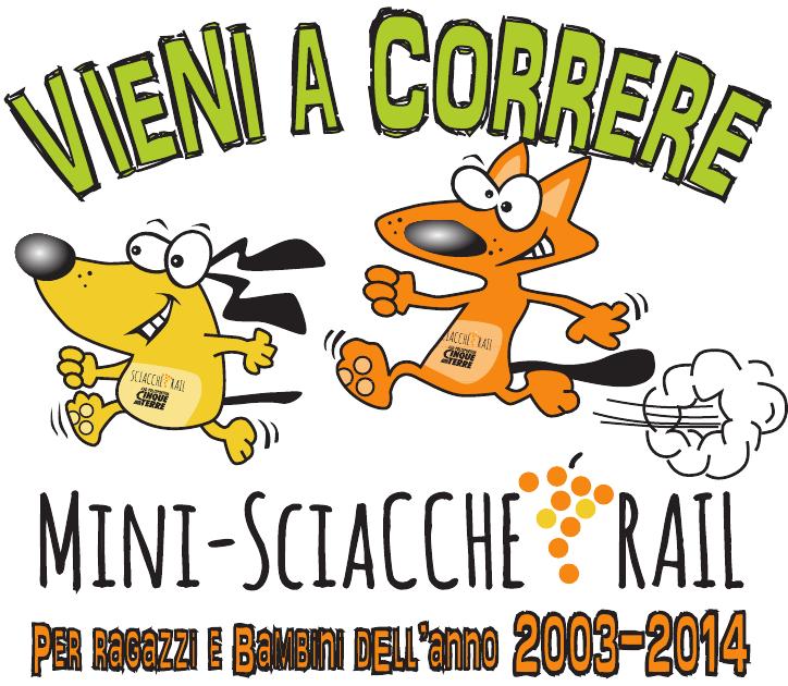 logo del MiniSciacchetrail 2018